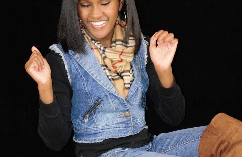 "Fashion and Lifestyle Blogger Gabrielle ""Bri"" Pinkney"